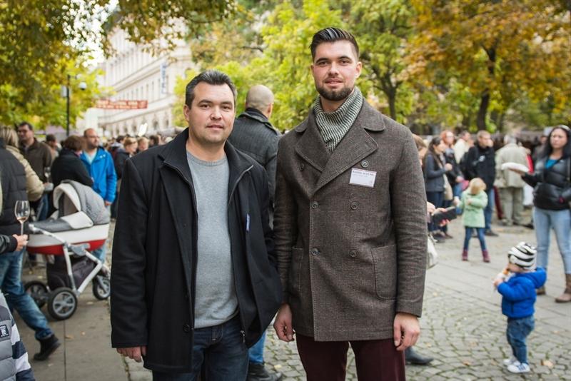 Jednatelé firmy - Radek Aleš st. a Radek Aleš ml.